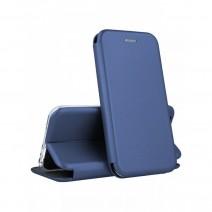Dėklas Business Style Samsung A505 A50/A507 A50s/A307 A30s tamsiai mėlynas