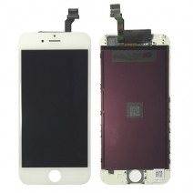 Ekranas Apple iPhone 5 su lietimui jautriu stikliuku baltas Tianma