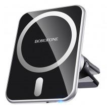 Magnetinis USB kabelis Lightning rožinis 1.0m